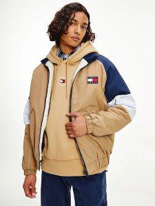 tommy-jeans-miesten-kaantotakki-reversible-sherpa-jacket-ttt-luonnonvalkoinen-2