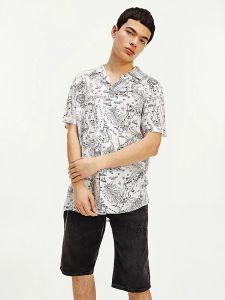 tommy-jeans-miesten-kauluspaita-miami-camp-shirt-valkopohjainen-kuosi-2