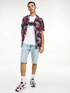 tommy-jeans-miesten-kauluspaita-miami-print-camp-shirt-punainen-kuosi-2