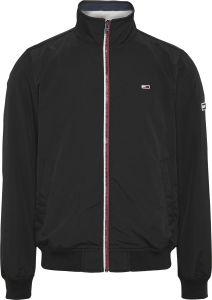 tommy-jeans-miesten-kevattakki-essential-bomber-jacket-musta-1