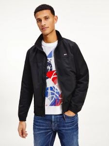 tommy-jeans-miesten-kevattakki-essential-casual-bomber-musta-1