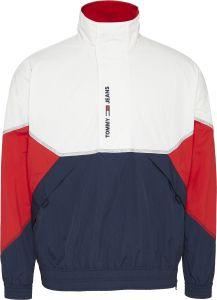 tommy-jeans-miesten-kevattakki-lightweight-popover-jacket-tummansininen-1