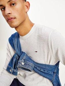 tommy-jeans-miesten-paita-mini-waffle-jaspe-longsleeve-valkoinen-2