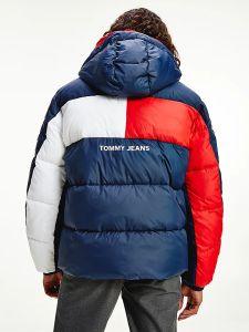 tommy-jeans-miesten-puffertakki-back-flag-puffer-jacket-tummansininen-2