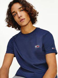 tommy-jeans-miesten-t-paita-tjm-chest-logo-tee-tummansininen-1