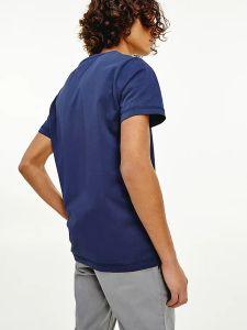 tommy-jeans-miesten-t-paita-tjm-chest-logo-tee-tummansininen-2