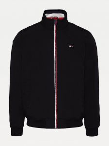 tommy-jeans-miesten-takki-essential-padded-jacket-musta-1