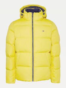 tommy-jeans-miesten-talvitakki-essential-down-jacket-kirkkaankeltainen-1