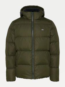 tommy-jeans-miesten-talvitakki-k-essential-down-jacket-armeijanvihrea-1
