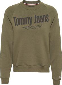 tommy-jeans-naisten-collegepusero-chest-logo-armeijanvihrea-1