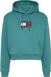 tommy-jeans-naisten-huppari-tjw-tommy-flag-hoodie-armeijanvihrea-1