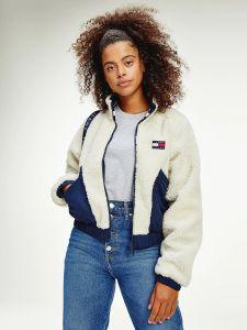 tommy-jeans-naisten-kaannettava-sherpa-takki-reversible-sherpa-luonnonvalkoinen-1