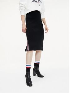 tommy-jeans-naisten-neulehame-tape-detail-skirt-musta-1