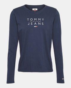 tommy-jeans-naisten-pitkahihainen-t-paita-tjw-essential-logo-long-ls-tummansininen-1