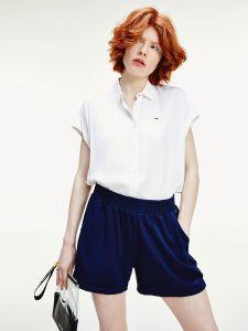 tommy-jeans-naisten-pusero-roll-up-sleeve-valkoinen-5