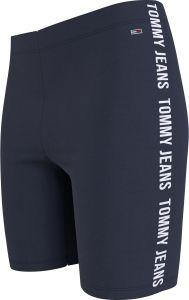 tommy-jeans-naisten-shortsit-fitted-branded-bike-short-tummansininen-2
