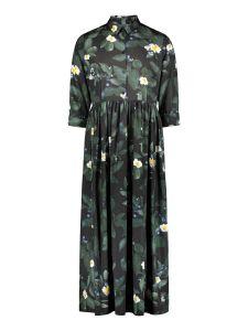 uhana-naisten-mekko-creative-dress-vihrea-kuosi-1
