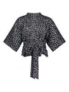 uhana-naisten-pusero-freedom-blouse-musta-kuosi-1
