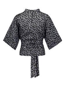 uhana-naisten-pusero-freedom-blouse-musta-kuosi-2