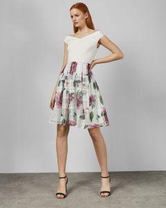 Ted Baker Naisten Mekko, Licious Dress Vaaleansininen