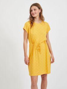 vila-lyhythihainen-mekko-vimooney-ss-string-dress-keltainen-kuosi-1
