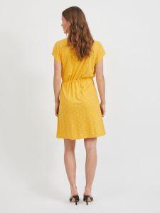 vila-lyhythihainen-mekko-vimooney-ss-string-dress-keltainen-kuosi-2