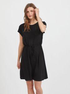 vila-lyhythihainen-mekko-vimooney-ss-string-dress-musta-1
