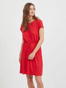 vila-lyhythihainen-mekko-vimooney-ss-string-dress-punainen-kuosi-1