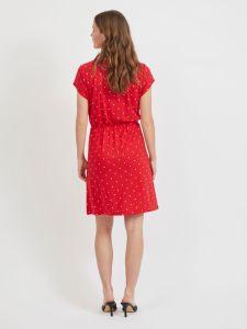 vila-lyhythihainen-mekko-vimooney-ss-string-dress-punainen-kuosi-2