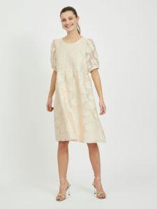 vila-naisten-brodeerattu-mekko-vimadelyn-o-neck-ss-dress-luonnonvalkoinen-1