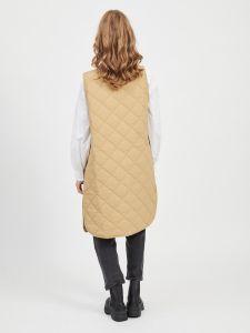 vila-naisten-liivi-cooli-waistcoat-vaalea-beige-2