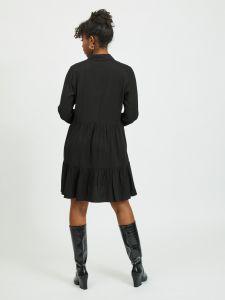 vila-naisten-mekko-morose-ls-shirt-dress-musta-2