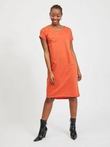 vila-naisten-mekko-vidreamers-ss-knee-dress-oranssi-1