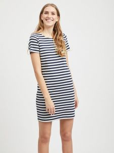 vila-naisten-mekko-vitinny-new-ss-dress-raidallinen-sininen-1