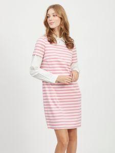 vila-naisten-mekko-vitinny-new-ss-dress-vaaleanpunainen-kuosi-1