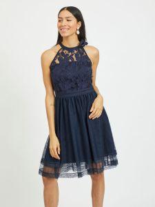 vila-naisten-mekko-vizinna-new-sl-dress-tummansininen-1
