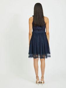 vila-naisten-mekko-vizinna-new-sl-dress-tummansininen-2