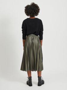 vila-naisten-midihame-vinitban-skirt-tummanvihrea-2
