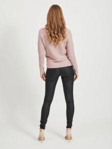 vila-naisten-neule-laine-knit-ls-top-noos-vaaleanpunainen-2