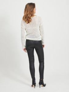 vila-naisten-neule-vilelas-knit-ls-o-neck-valkoinen-2