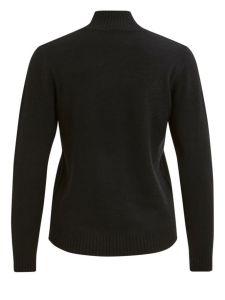 vila-naisten-neule-viril-ls-turtleneck-knit-musta-2