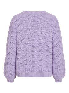 vila-naisten-neule-wisah-ls-o-neck-knit-liila-2