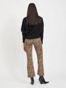vila-naisten-neulepaita-elasta-knit-musta-2