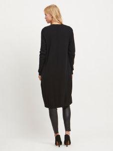 vila-naisten-neuletakki-viril-ls-long-knit-musta-2