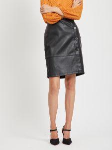 vila-naisten-pu-hame-vipen-button-skirt-musta-1
