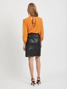 vila-naisten-pu-hame-vipen-button-skirt-musta-2