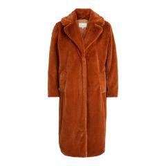 vila-naisten-takki-vikoda-coat-tummanruskea-1