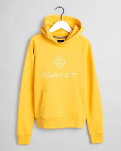 Gant Kids Collegehuppari, Lock Up Sweat Hoodie Keltainen