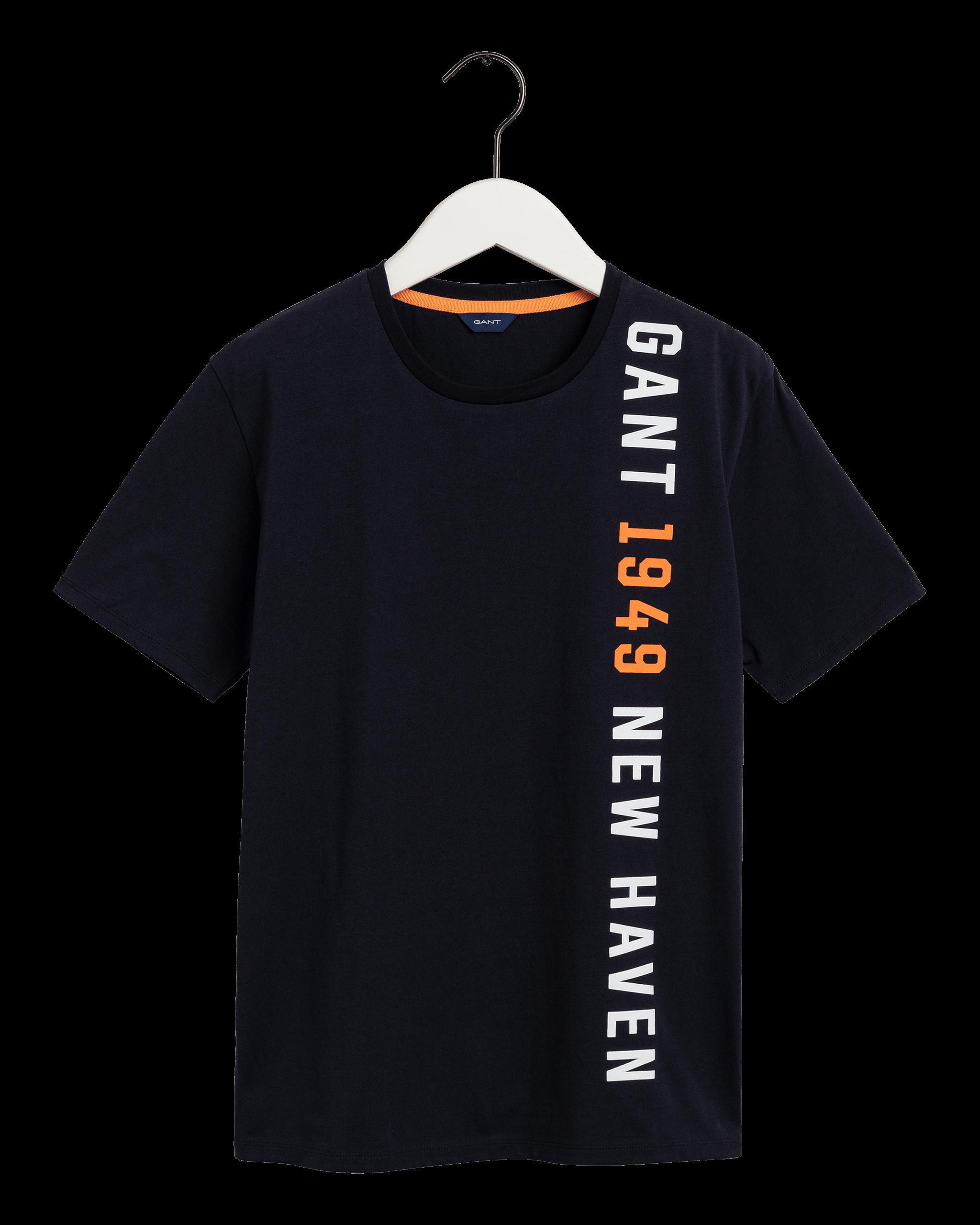 Gant Kids T-paita, Color Ss Tummansininen
