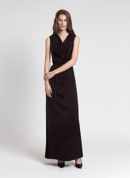 Katri Niskanen Iltapuku, Thelma Evening Dress Musta